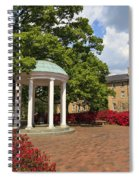 Old Well At Chapel Hill Spiral Notebook