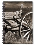Old Wheels 2 Spiral Notebook