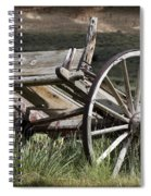 Old Wheels Spiral Notebook