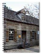 Old Wine Store - St Augustine Spiral Notebook