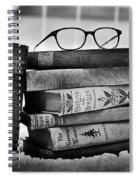 Old World Books Spiral Notebook