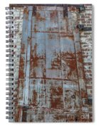 Old World Door Spiral Notebook