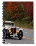 Old Yeller 8168 Spiral Notebook