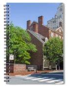 Olde City Tavern  - Philadelphia Pa Spiral Notebook