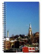 Oldenburg Indiana Spiral Notebook