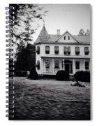 Older Building In Frederick Maryland Spiral Notebook