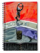 Oldtimer Prague 5 Spiral Notebook