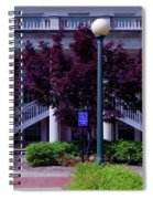 Ole Miss Campus Spiral Notebook
