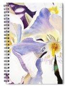 Oleander By Irina Sztukowski Spiral Notebook