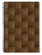 Olive Texture Study Spiral Notebook