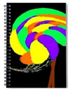 Olive The Ostrich Spiral Notebook