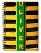 Oliver Spiral Notebook