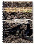 Oliver Plow 813 Spiral Notebook