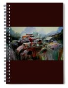 Oliver Stacks Spiral Notebook