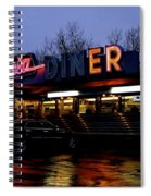 Olympia Diner Spiral Notebook