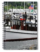Olympia's Percival Landing Spiral Notebook