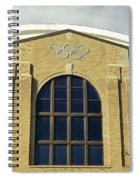 Olympic Center  Spiral Notebook