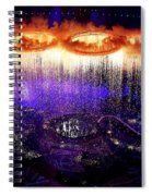 Olympic Games Spiral Notebook