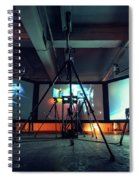 Olympus Photography Playground Berlin 2014 Spiral Notebook