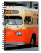 Omaha Retro Spiral Notebook