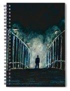 Omega Man  Spiral Notebook