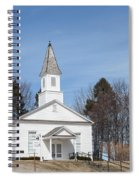 Omena Presbyterian Church Spiral Notebook