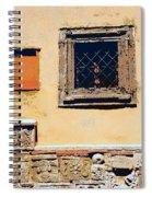 Omerta Spiral Notebook