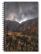 Ominous Skies Spiral Notebook