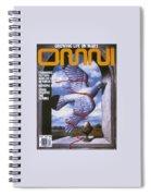 Omni Jul 1992 Rafal Olbinski Spiral Notebook