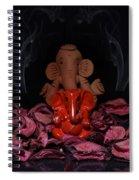 Omnipresence Spiral Notebook