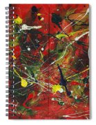 On A High Note Spiral Notebook