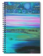 On Another Planet Spiral Notebook