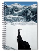 On Point Spiral Notebook