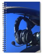 On Standby Spiral Notebook