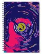 On The Decks Spiral Notebook