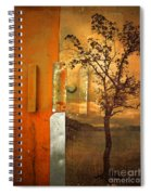 On The Other Side Of The Door Spiral Notebook