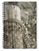 On The Ranch  Spiral Notebook