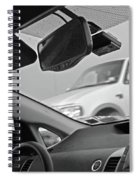 On The Road Spiral Notebook