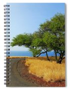 On The Road To Lapakahi Spiral Notebook