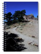 On The Road To Virginia City Nevada 16 Spiral Notebook
