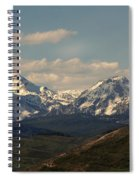 On The Way To Jacksonhole Wy Spiral Notebook
