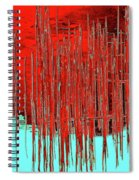 On The Way To Tractor Supply 3 14 Spiral Notebook