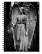 To The Heavenly Garden Spiral Notebook
