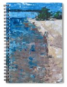 On Traverse Bay Spiral Notebook