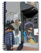 On U Street Spiral Notebook
