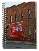 On Vance Street Spiral Notebook