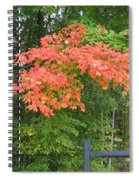 Onaway Spiral Notebook