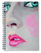 Once Again Spiral Notebook