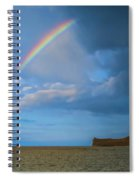 Once In A  Lullaby Spiral Notebook