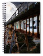 Once Upon A Time In Any Town Usa Spiral Notebook